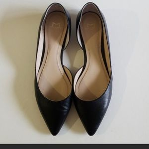 🦋SALE🦋 Marc Fisher Sunny D'Orsay flats 6.5